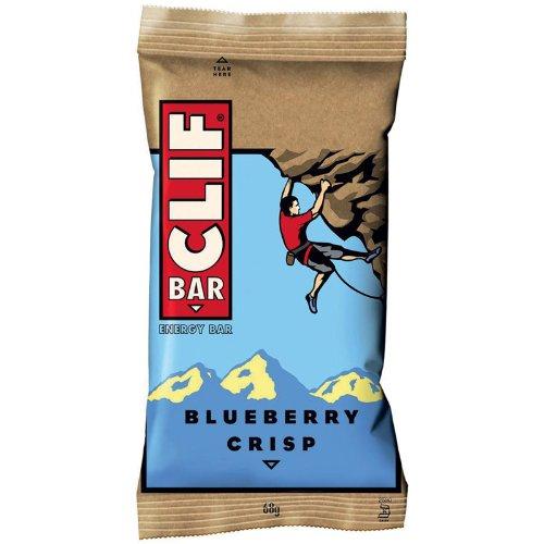 Clif Bar Blueberry Crisp Energie Riegel 68g Power Riegel schnelle 4,40 € / 100 Gramm, 51000004