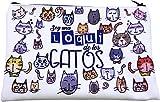 L'Informal Neceser Soy una Loqui de los Gatos