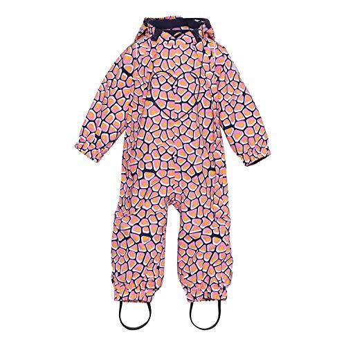 Racoon Suit Combinaison de Transition, Lézard Rose, 98 Bébé Fille