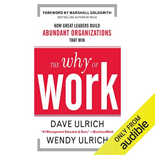 Couverture de The Why of Work