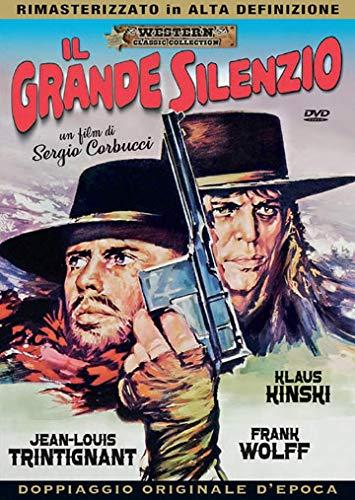 Leichen pflastern seinen Weg / The Great Silence (1968) ( Il Grande silenzio ) [ Italienische Import ]