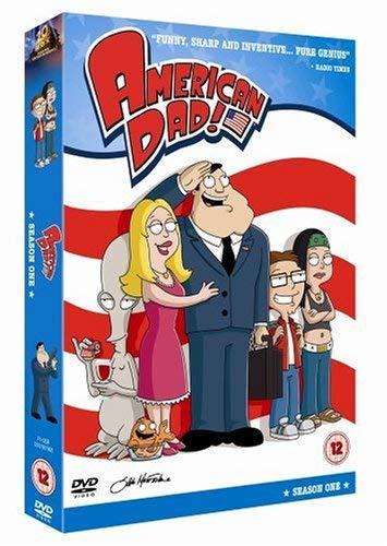 American Dad! - Series 1