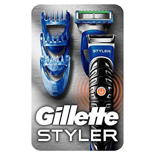 Gillette Fusion ProGlide Styler Multiusos: Maquinilla De Afeitar, Reco