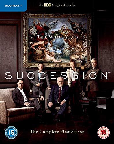 Succession: Season 1 [Blu-ray] [2018]