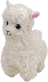 Beanie Babies Llama Lili Cream Regular 6in