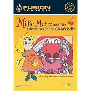 Mille Metre & Her Adventures In The Giants Belly