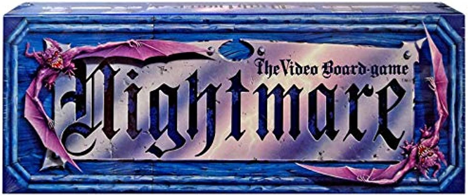 Nightmare  The Video Board-game by NECA