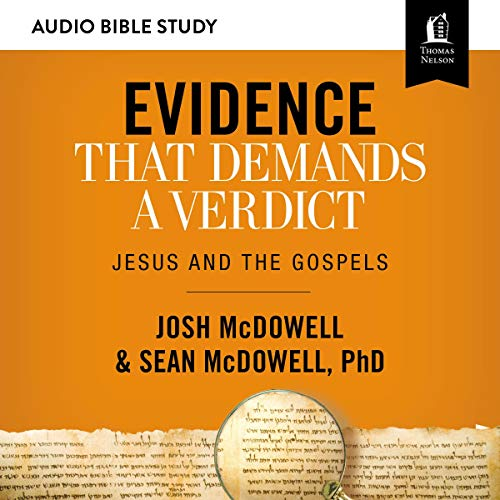 Evidence That Demands a Verdict: Audio Bible Studies  By  cover art