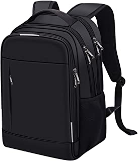 PANFU-AU Men's Travel Backpack Youth Leisure Backpack Anti Theft Backpack Male Business Backpack Water-Resistant Slim Backpack 15 Inch Laptop Computer Bag