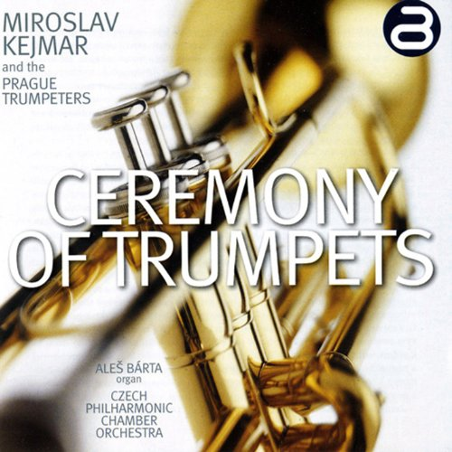 6 Sonatas for 6 Trumpets and Timpani [Charamela real, Lisabon ca 1770]: Sonata No. 1