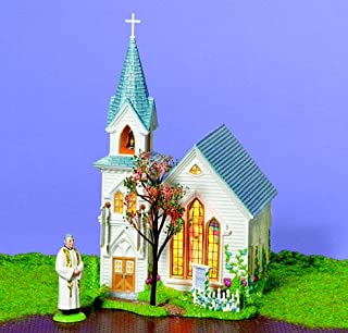 Department 56 Happy Easter Church