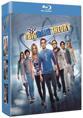 THE BIG BANG THEORY - STAGIONI DA 1 A 10 (31 DVD) COFANETTI SINGOLI, ITALIANI