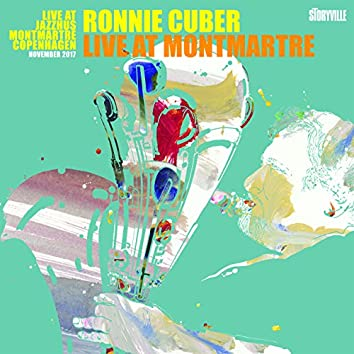 Ronnie Cuber Live at Montmartre