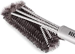 Best BBQ Grill Brush STAINLESS STEEL) 18