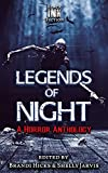 Legends of Night: a Horror Anthology (English Edition)