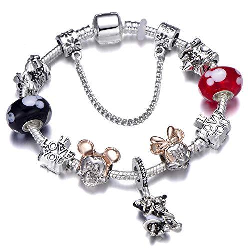 Antique Argent Sterling .925 Turtle Bead for European Charm Bracelets