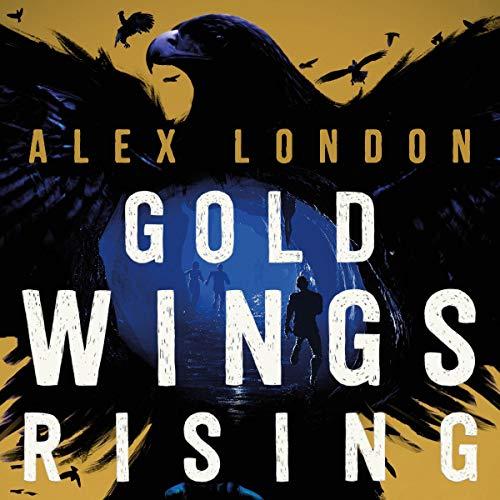 Gold Wings Rising Titelbild