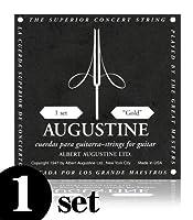 AUGUSTINE ( オーガスチン ) BLACK / レギュラーテンション ナイロン・クラシック弦