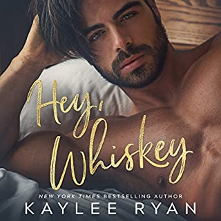 Hey, Whiskey audiobook cover art