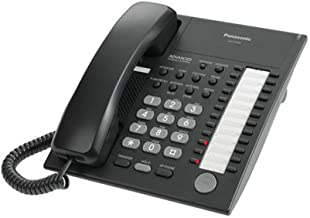 Panasonic KX-T7720B 24 Button Advanced Hybrid Speakerphone/telephone - Black