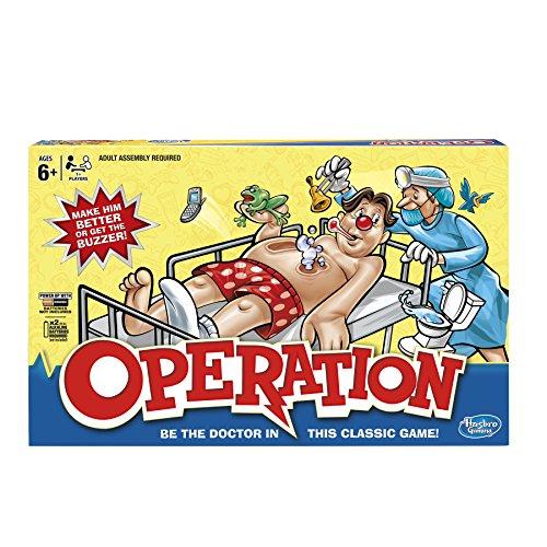 Hasbro Gaming Classic Operation G