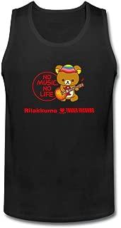 Dotion Men's Rilakkuma Waistcoat T Shirt
