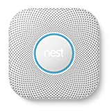 Nest Protect - Alarma de Monóxido de Carbono y Humo, con Cable (2ª Generación)