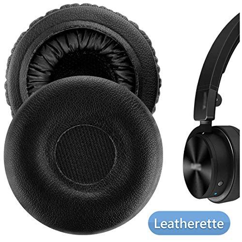Geekria Ersatz-Ohrpolster für AKG Y40 Y45 Y45BT Kopfhörer-Ohrpolster, Ohrpolster, Ohrmuscheln, Ohrpolster, Reparaturteile (schwarz)