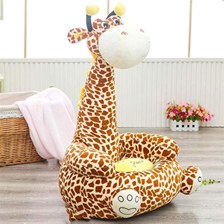 RUBB Aurora World Pink Giraffe Plüschtier Fauler Stuhl 80cm  50cm (Farbe   brown)