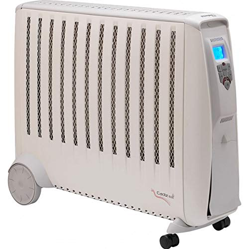 Hylite slimline eco 300mm tubulaire 28w radiateur guard pack blanc