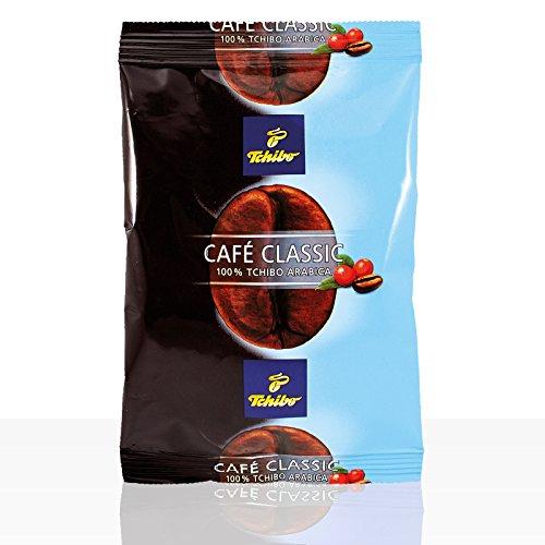 Tchibo Cafe Classic Mild - 75 x 80g Kaffee gemahlen, Filterkaffee, 100% Arabica