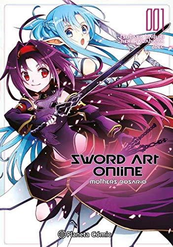 Sword Art Online Mother's Rosario nº 01/03 (Manga Shonen)