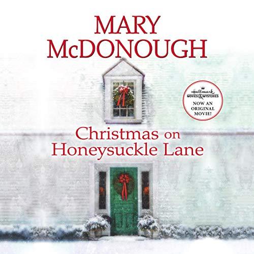Christmas on Honeysuckle Lane audiobook cover art