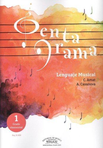 Pentagrama I Lenguaje Musical Elemental