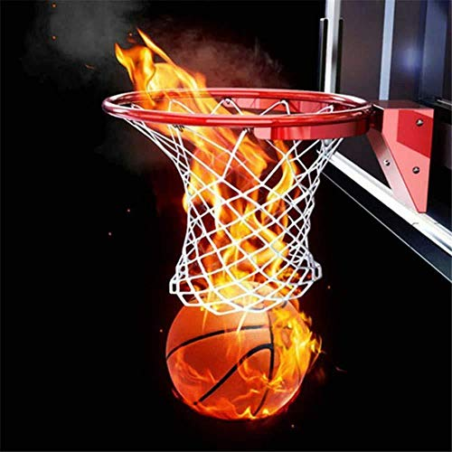 Lsdakoop Malen nach Zahlen Kunst Sport Flamme Basketball Digitale Malerei Malerei Moderne Bild Wohnkultur für Wohnzimmer Erwachsene 40x50 cm Noframe