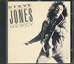 steve jones mercy cd