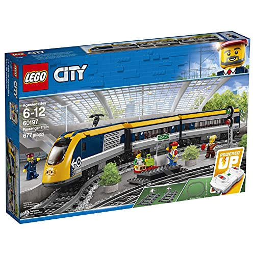OfferteWeb.click P8-lego-city-trains-treno-passeggeri-motore-alimentato-a