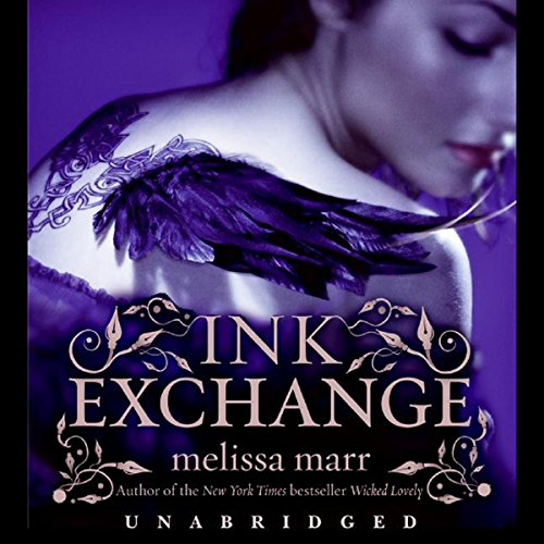 Ink Exchange                   By:                                                                                                                                 Melissa Marr                               Narrated by:                                                                                                                                 Nick Landrum                      Length: 8 hrs and 57 mins     438 ratings     Overall 3.9