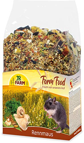 JR Farm Food Rennmaus Adult 500g