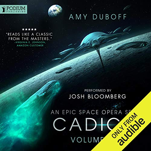 Cadicle audiobook cover art