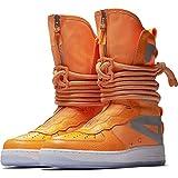 Nike SF Af1 Hi, Zapatillas de Gimnasia Hombre, Naranja (Total Orangetotal Orangewhite), 40.5 EU