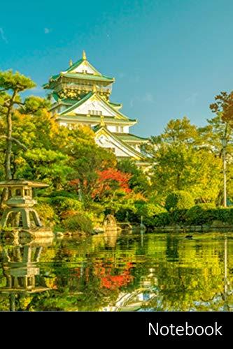Notebook: Osaka, In Giappone, Architettura, Giapponese taccuino / agenda / quaderno delle annotazioni / diario / libro di scrittura / carnet / ... x 22,86 cm), 150 pagine, superficie lucida.