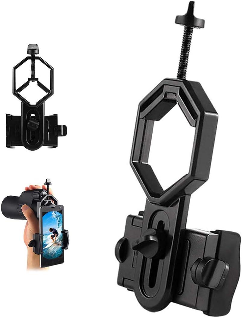 Melarqt Universal Telefon Adapter Teleskop Adapter Elektronik