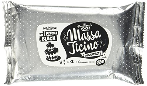 Barry Callebaut Massa Ticino Tropic schwarz 250g
