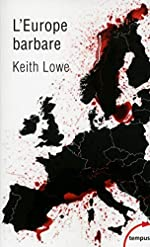 L'Europe barbare de Keith LOWE