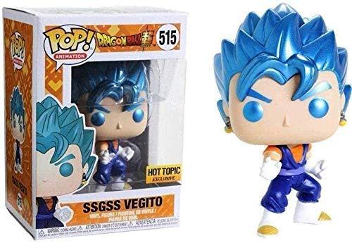 A-Generic Popular! Figura de Vinilo Dragon Ball Super SSGSS Vegito Pop Animotion Series