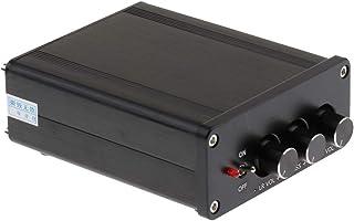 KESOTO Hi-Fi Digital Amplifier, Mini Stereo Audio Amplifier, Class-D 2.1CH 2x50W + 100W