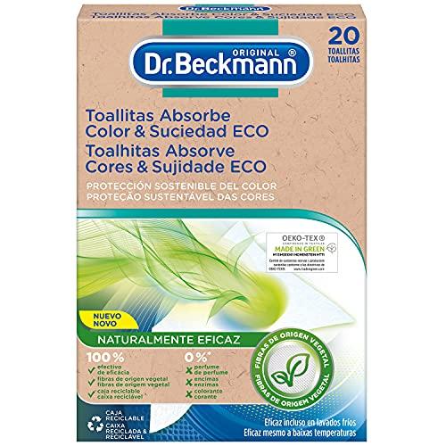 Dr. Beckmann Eco Toallitas anti desteñidos 20 Toallitas