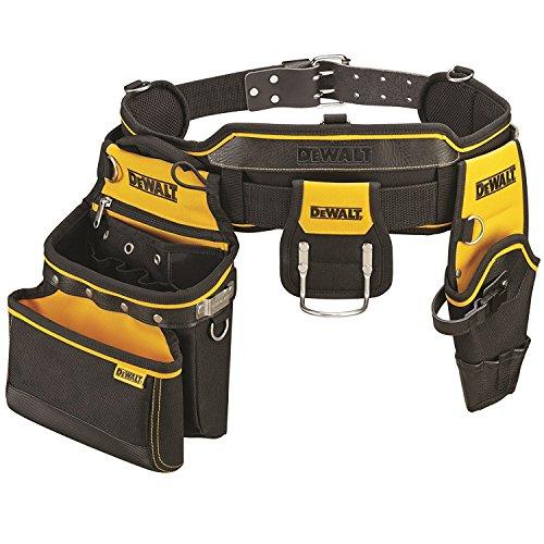 Dewalt DEW175552 Werkzeuggürtel, gelb/schwarz