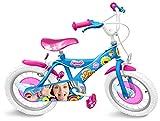 Stamp soy Luna Bicicleta niña, Azul